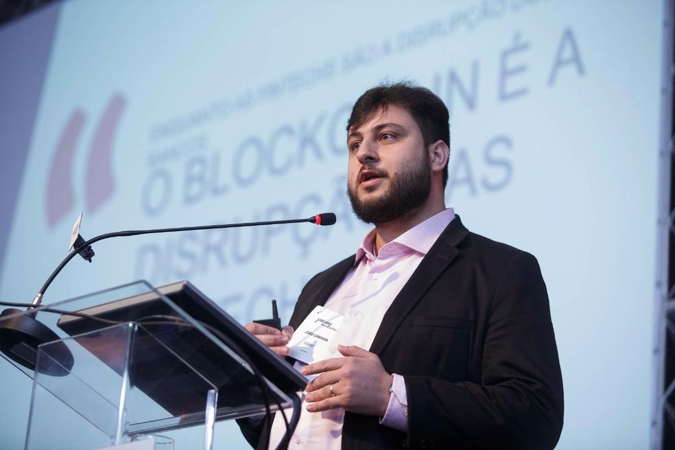 João Canhada, presidente-executivo da Foxbit, casa de câmbio de bitcoin. (Foto: Divulgação/Foxbit)