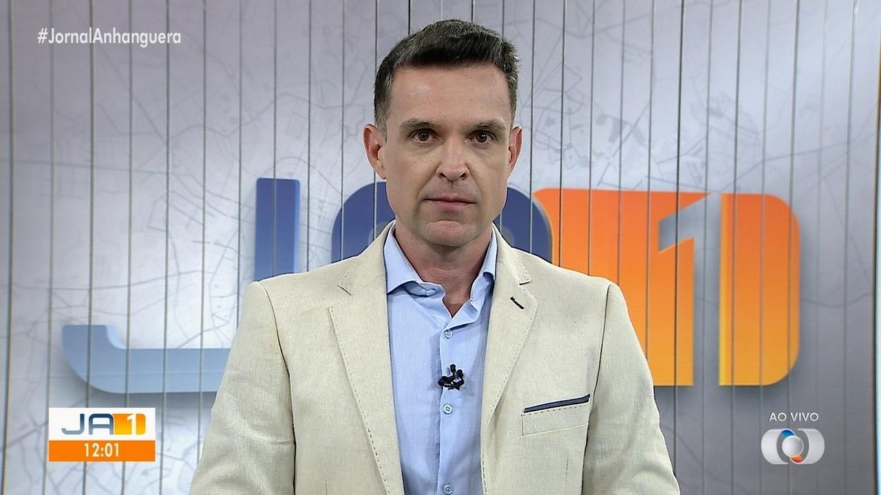 VÍDEOS: Jornal Anhanguera 1ª Edição de sábado, 6 de junho de 2020
