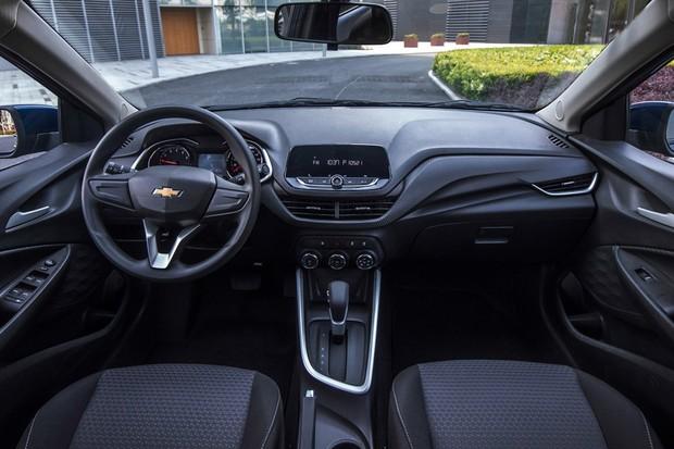 Chevrolet Onix vendido na China (Foto: Divulgação)