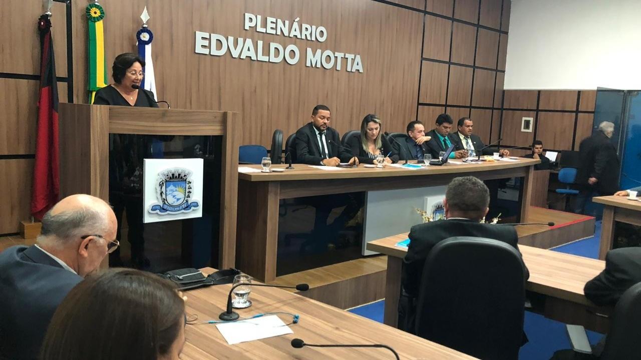 Câmara decide por arquivamento de denúncia contra prefeito afastado e ex-prefeito de Patos, PB