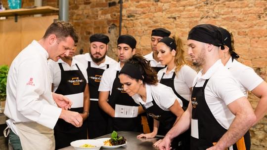 'Super Chef Celebridades': veja como foi a estreia do reality