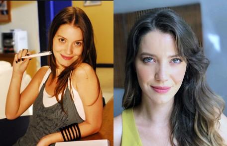 Nathalia Dill interpretou a vilã Débora. Ela se prepara para a próxima novela das 21h, 'A dona do pedaço', em que será sobrinha de Juliana Paes TV Globo-Reprodução/Instagram
