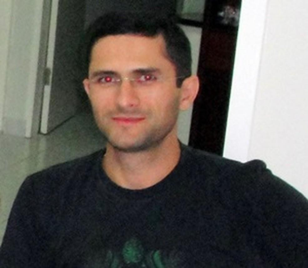 Gleyson Alex de Araújo Galvão (Foto: Polícia Civil/Divulgação)