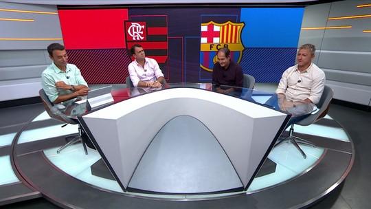 Seleção SporTV escala time ideal de Barcelona de Guardiola e Flamengo de Zico