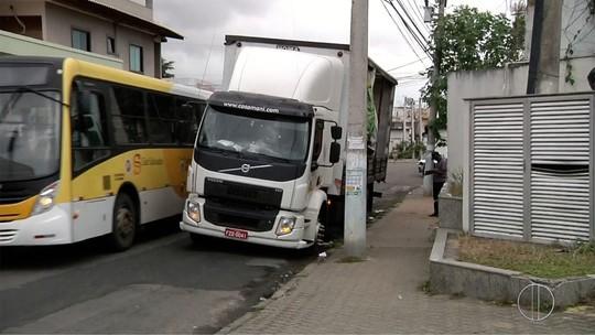 Motorista de caminhão desgovernado é levado para presídio no RJ e polícia confirma uso de substâncias