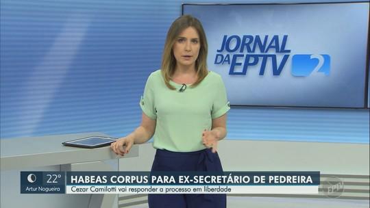 Ex-secretário de Pedreira alvo da polícia em ação contra jogo do bicho consegue habeas corpus