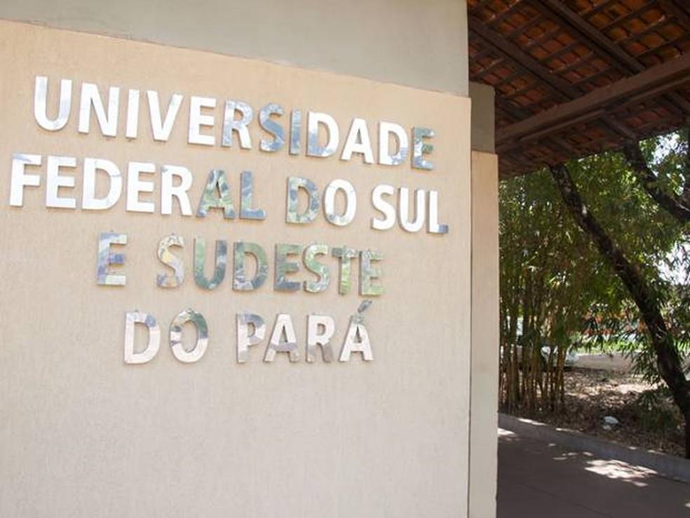 MEC não respeitou a lista tríplice na Unifesspa — Foto: Divulgação/Unifesspa