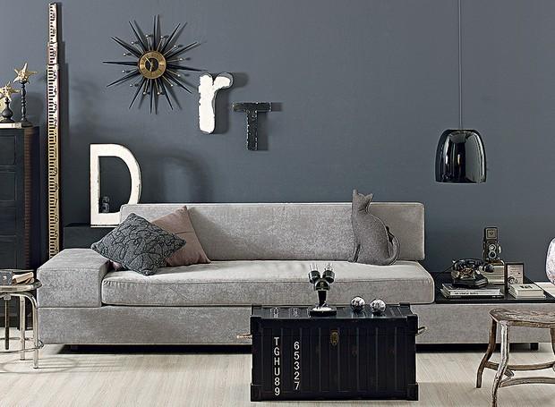 decoração-de-sala (Foto: César Cury e Kiko/Editora Globo)