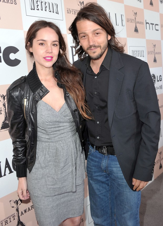 Camila Sodi e Diego Luna (Foto: Getty Images)