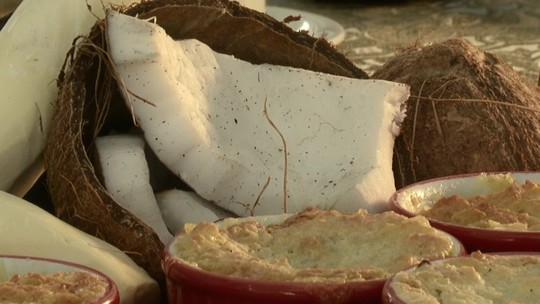Aprenda a preparar receita de cocada com mandioca