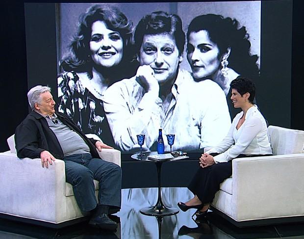 Fúlvio Stefanini e Mariana Godoy (Foto: Divulgação/RedeTV!)