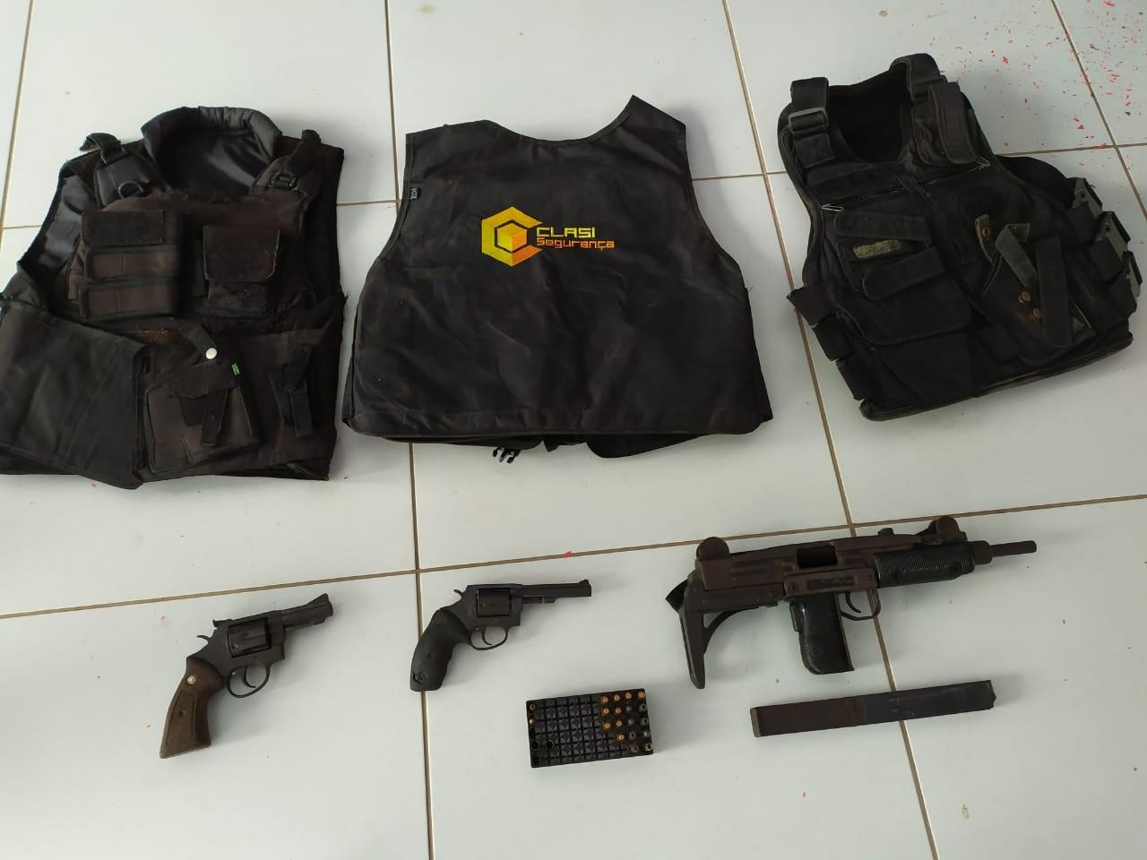 Quatro homens são presos por suspeita na participação de duplo homicídio em São Luís - Notícias - Plantão Diário