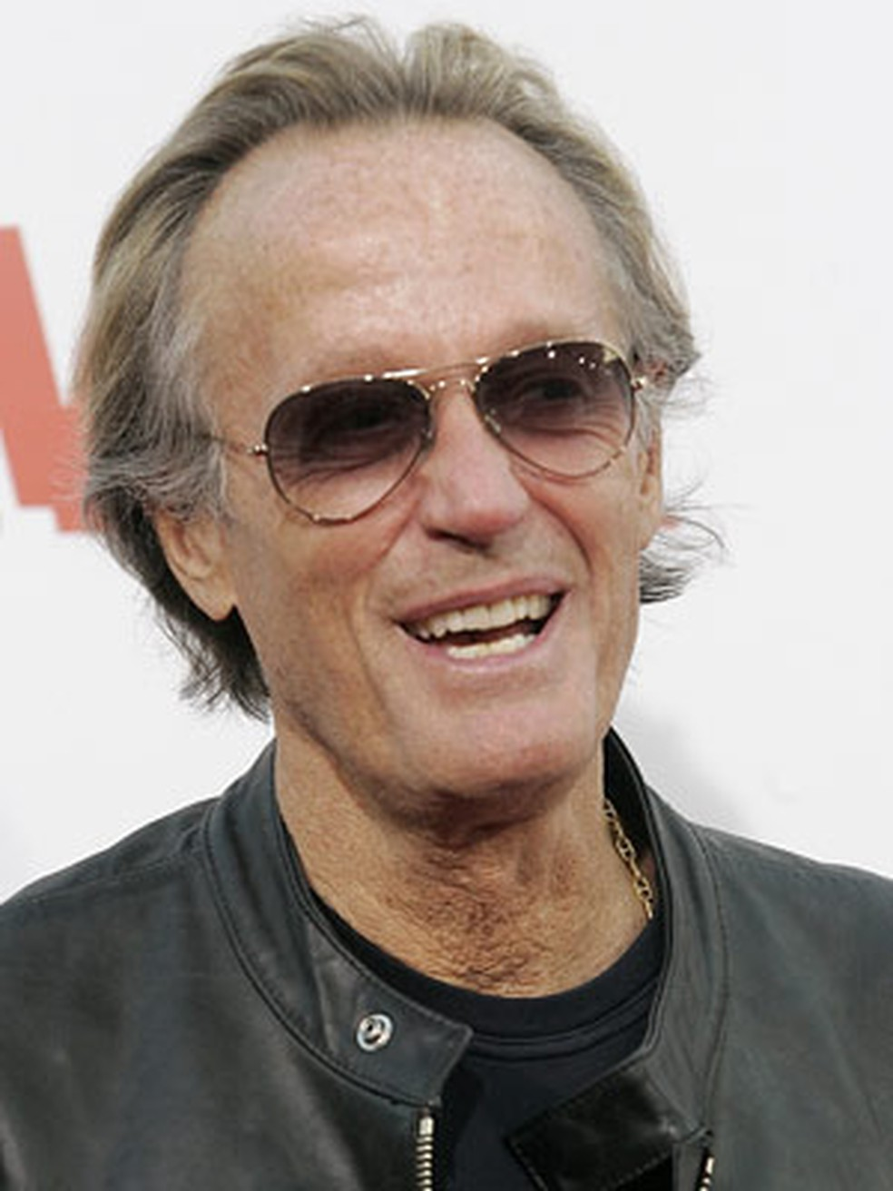 O ator Peter Fonda em 2016 — Foto: AP