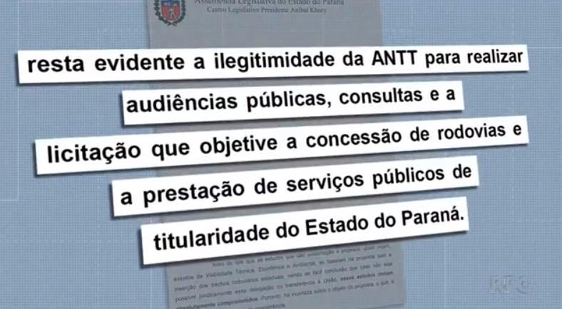 Deputados do Paraná recorrem ao TCU para suspender processo de licitação do novo modelo de pedágio