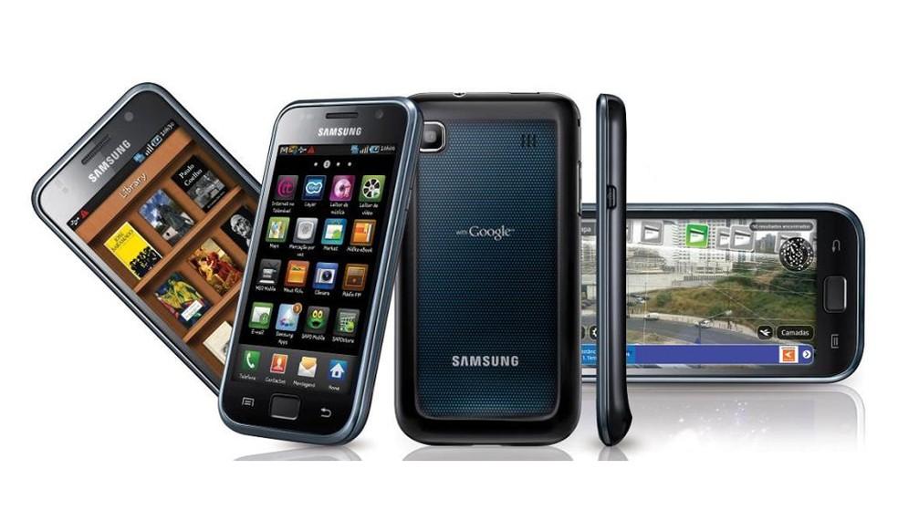 Galaxy S, de 2010, um dos celulares em que o WhatsApp vai parar de funcionar em 2020 — Foto: Divulgação/Google