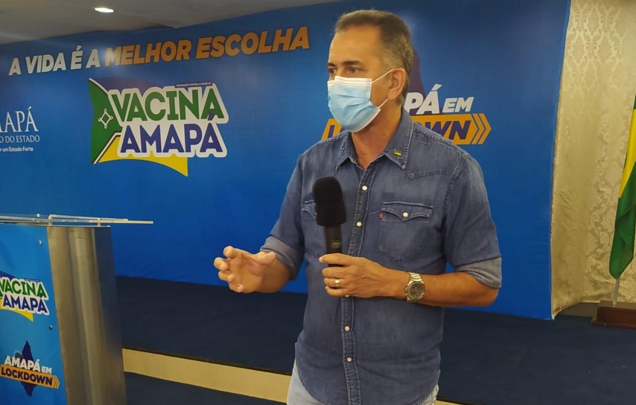 Ministro pede vistas e julgamento do governador do Amapá no STF é paralisado