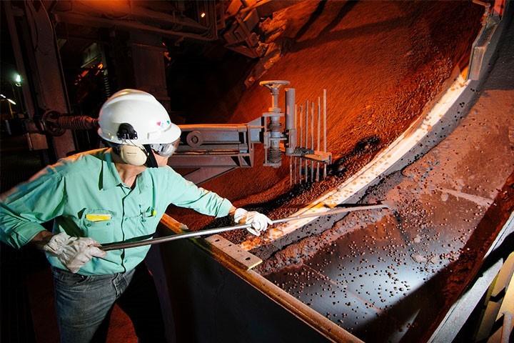Operação da Vale em Ouro Preto é liberada para beneficiamento e pelotização