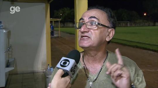 Ex-técnico do Atlético Roraima, São Raimundo e Náutico-RR, José Tavares morre aos 62 anos, em PE