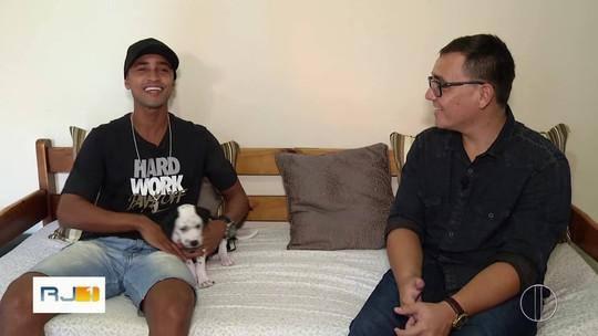 """Ex-lateral do Fluminense lembra chapéu em Romário durante treino: """"Ficou sem graça"""""""