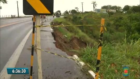 Chove quase 1,9 mil milímetros na Paraíba nesta quarta-feira (6)
