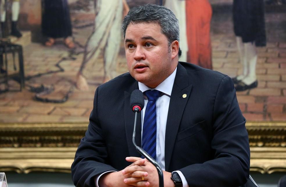 O relator da comissão especial na Câmara que discute o foro privilegiado, deputado Efraim Filho (DEM-PB) — Foto: Cleia Viana/Câmara dos Deputados