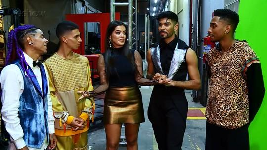 'Dança de Grupo': integrantes das equipes comemoram visibilidade de quadro do 'Domingão'