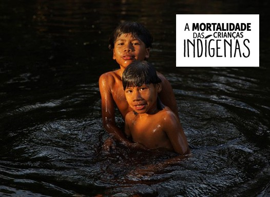 indigenas_mortalidade_aldeia (Foto: Lalo de Almeida)