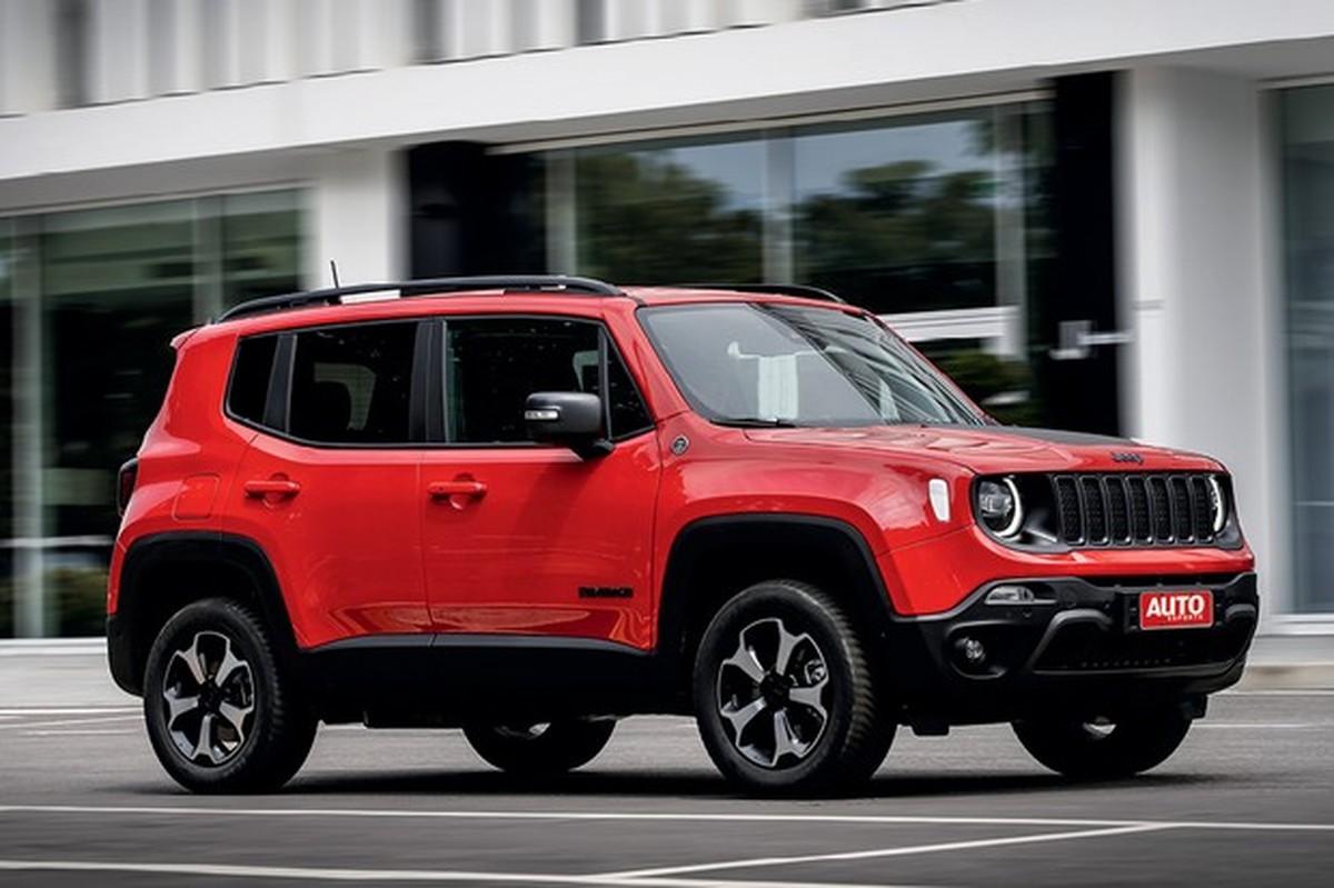 Teste: Jeep Renegade híbrido chega em 2021 com desempenho de esportivo e consumo de 45,5 km/l