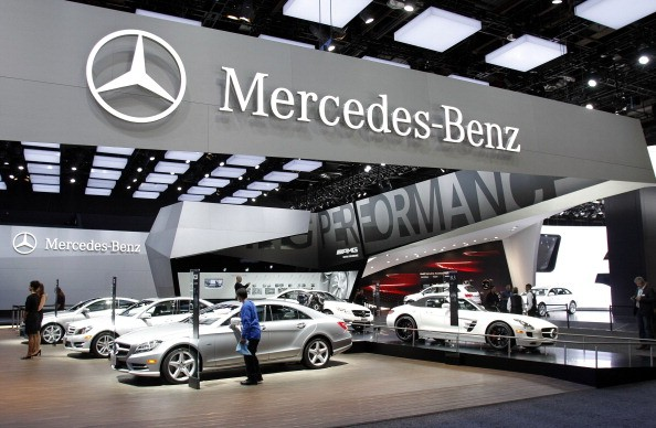 Mercedes-Benz (Foto: Getty Images)