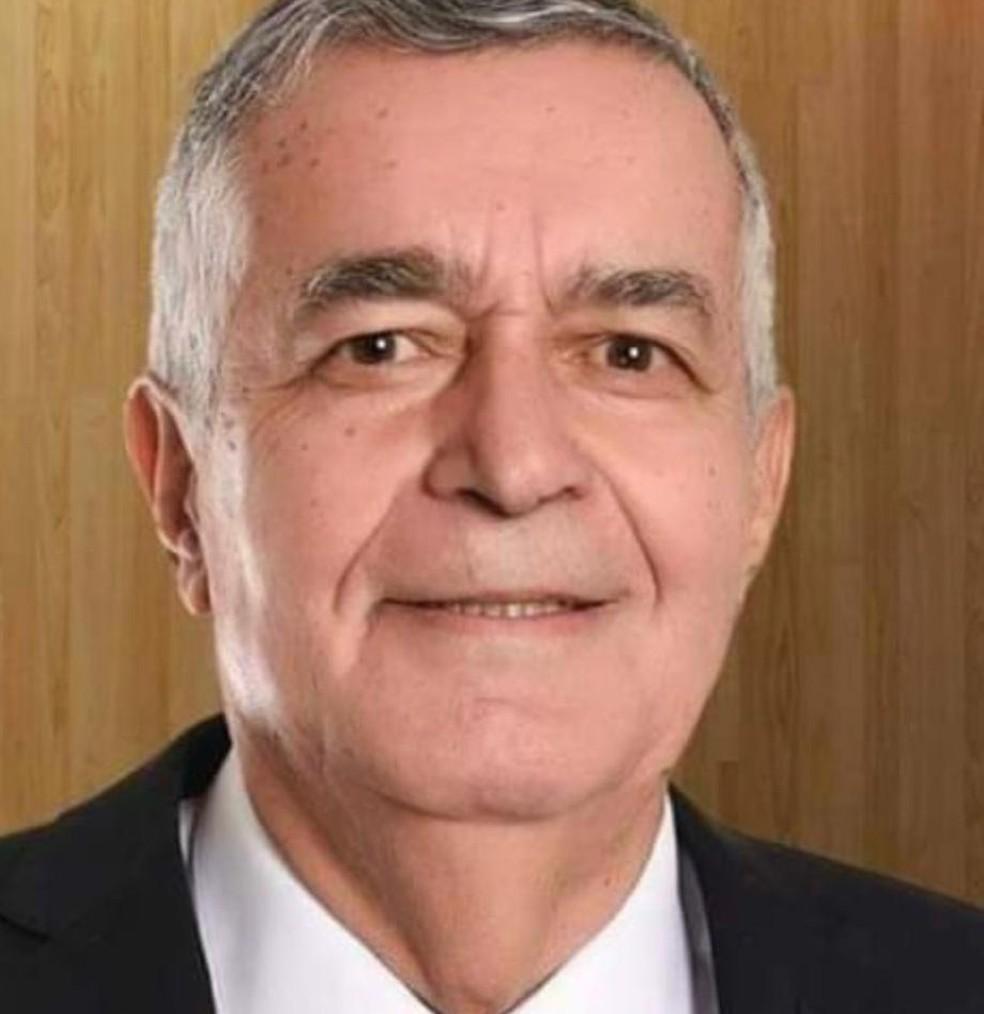 Morre aos 72 anos prefeito de João Dourado, Celso Loula, na Bahia — Foto: Reprodução/Redes Sociais
