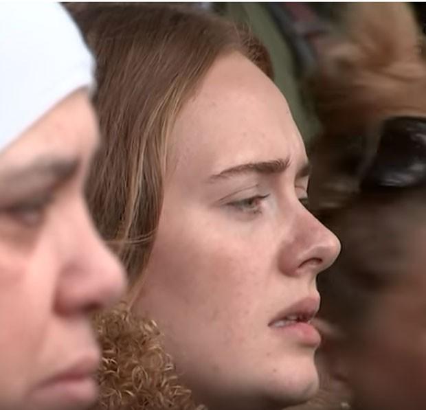 A cantora Adele (Foto: Reprodução  YouTube)
