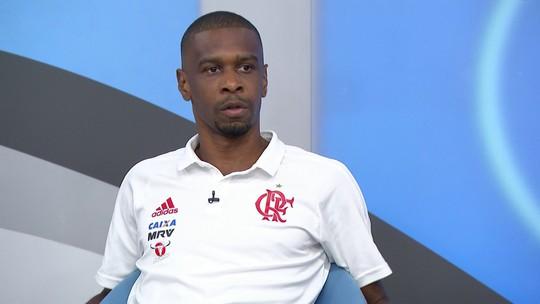 """Juan negocia para jogar mais um ano, mas planeja seguir no Flamengo """"a vida toda"""""""
