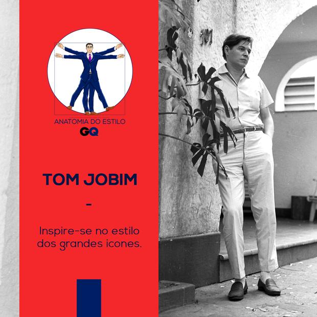 Como se vestir como Tom Jobim (Foto: GQ Brasil)