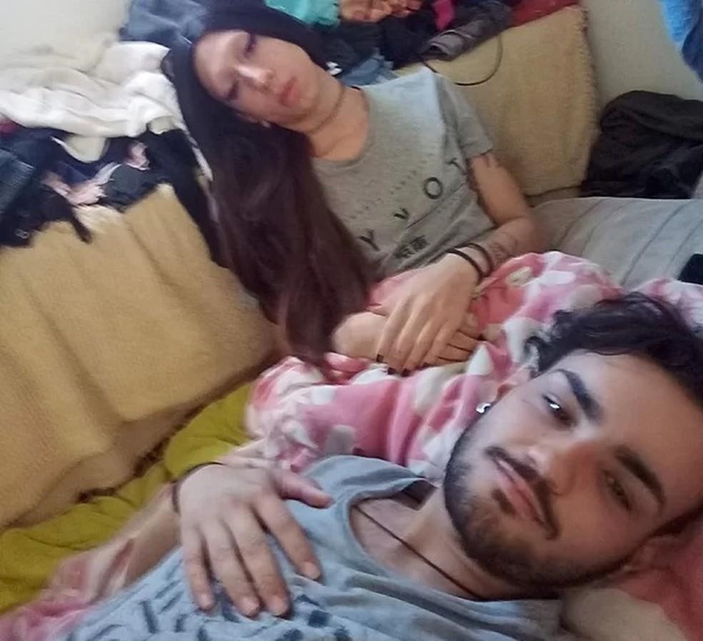 Namorado de jovem transexual encontrada morta em Mairinque é preso - Luara Redfield — Foto: Facebook/Reprodução