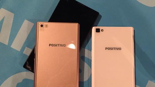 Positivo lança Octa, top com oito núcleos, e renova sua linha de smarts