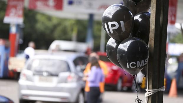 Lojas dão descontos em Dia Livre de Imposto (Foto: Marcelo Camargo/Agência Brasil)