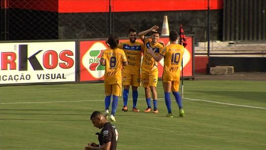 Iporá vence o Atlético-GO e conquista vaga na Série D pelo segundo ano seguido