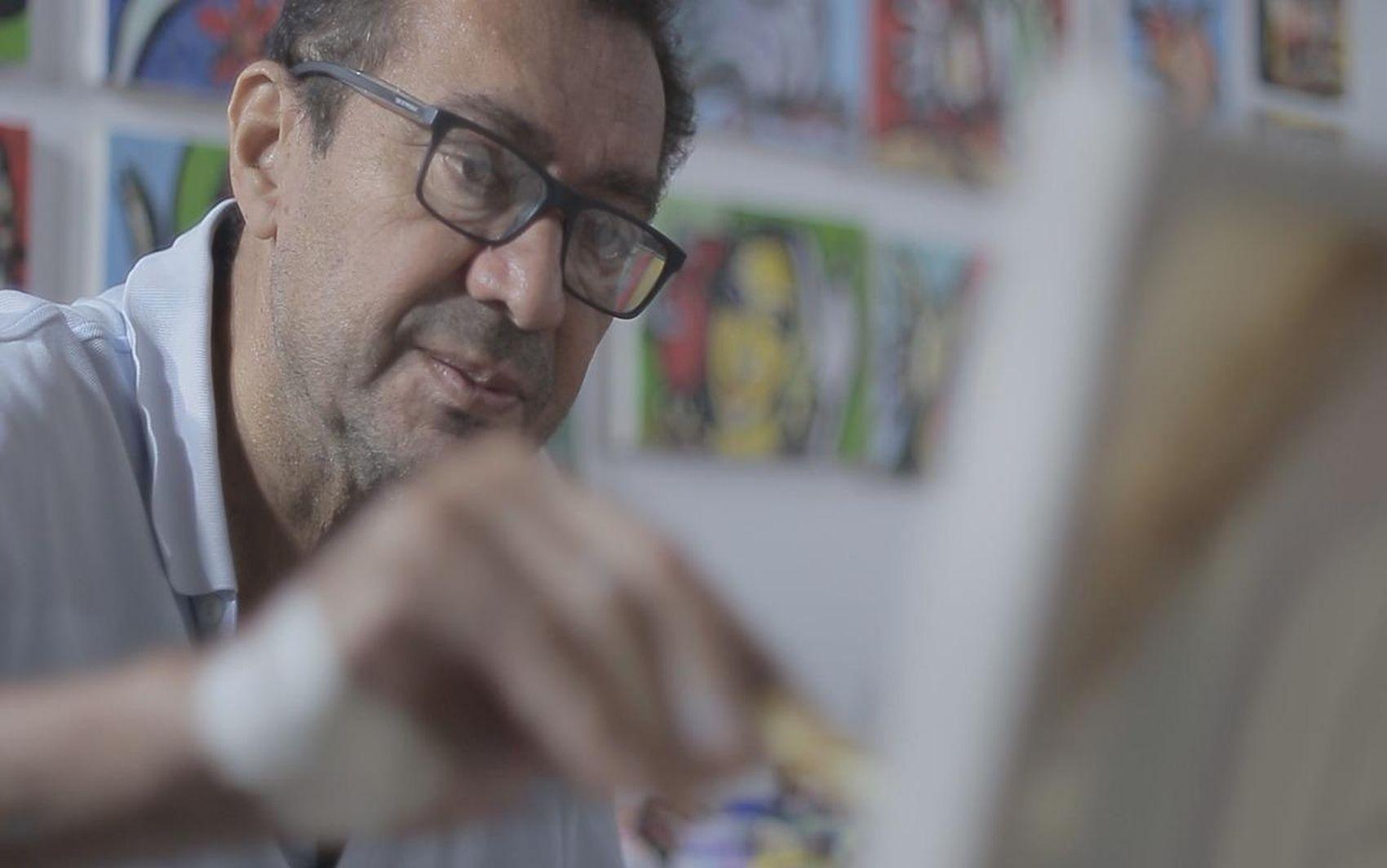 Morre artista plástico sergipano José Fernandes