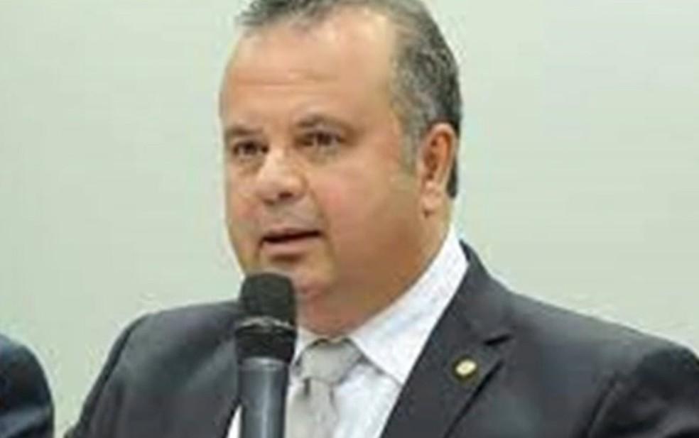 Ministro do Desenvolvimento Regional, Rogério Marinho é internado na BA — Foto: Reprodução/TV Bahia