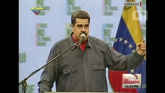 'Sou louco varrido', diz Maduro a ex-presidente Mujica do Uruguai
