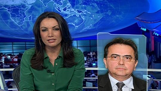 Ministro da Secretaria Especial de Portos entrega cargo à presidente Dilma