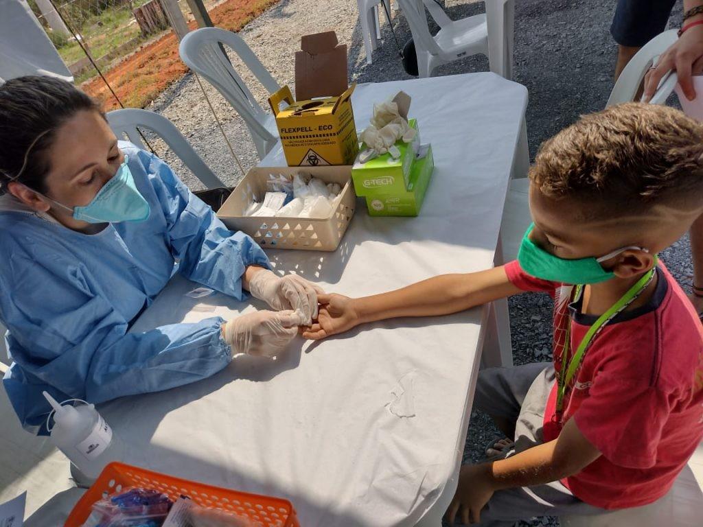 Prefeitura de Sorocaba realiza ação de testagem de dengue nesta quarta-feira
