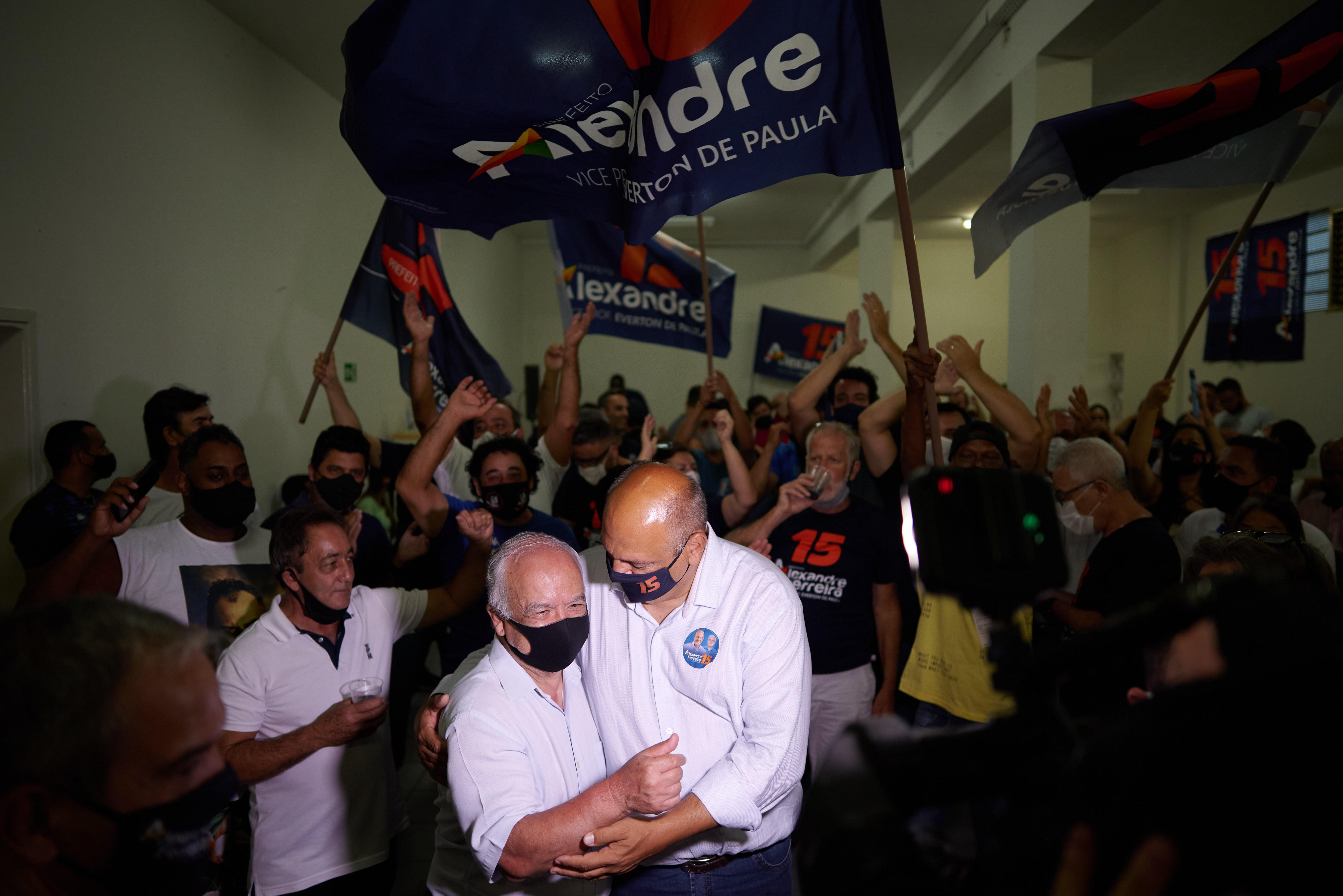 Eleito, Alexandre Ferreira teve votação mais expressiva nas 2 zonas eleitorais de Franca, SP