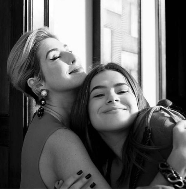 Fernanda Paes Leme e Maísa (Foto: Reprodução/Instagram)