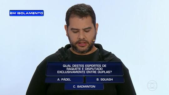 Participante que foi bem no 'The Wall' revela ajuda inusitada para responder perguntas