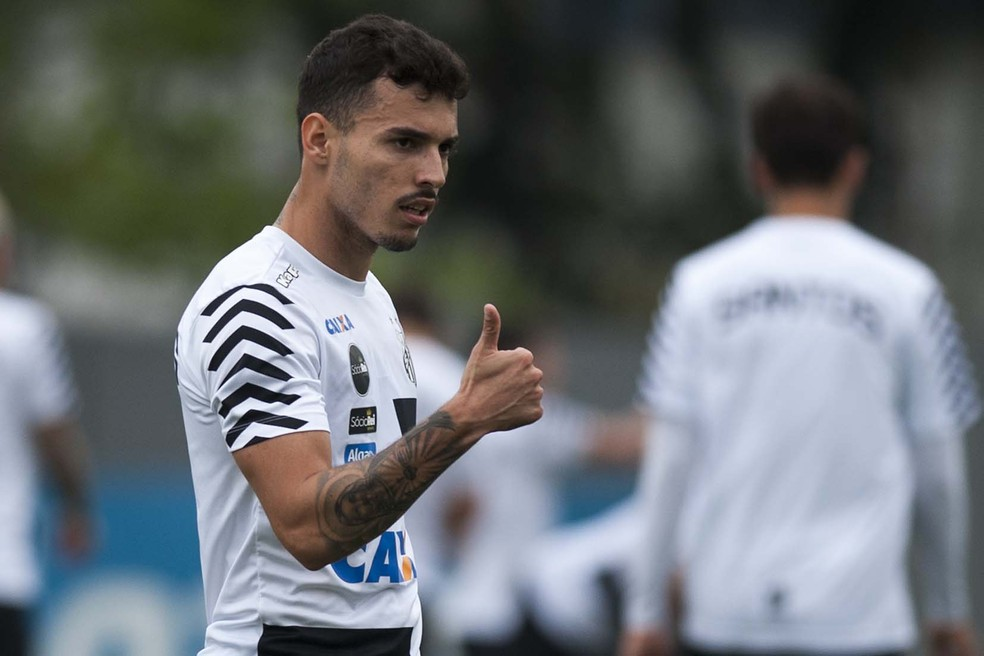 Zeca está perto de um acerto com o Flamengo (Foto: Ivan Storti/Santos FC)