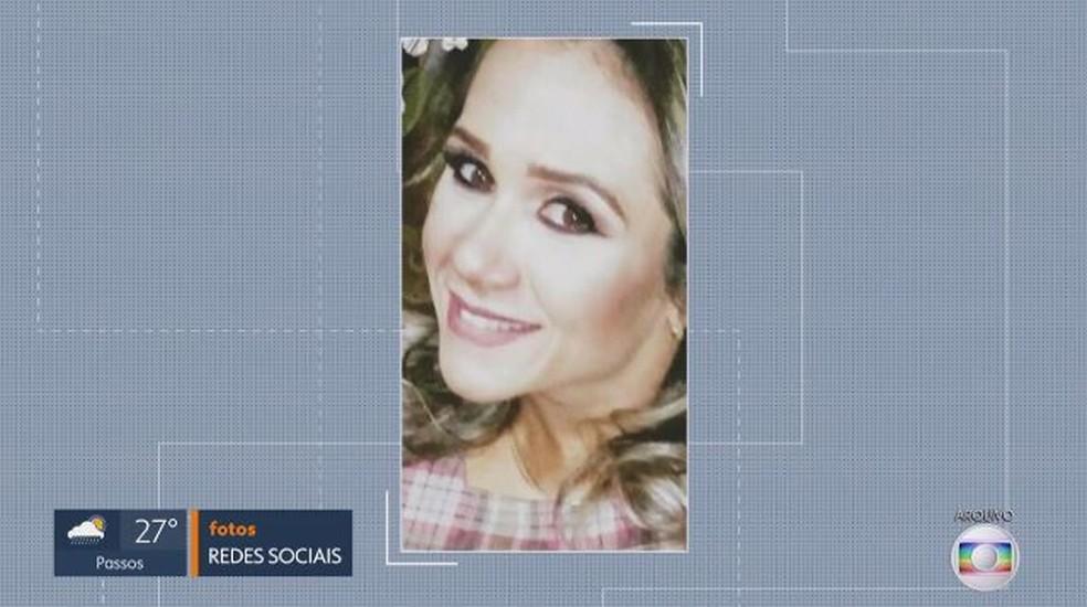 Ludmilla Rivas foi morta a facadas na noite de Natal em Belo Horizonte, em 2017 — Foto: Reprodução/TV Globo