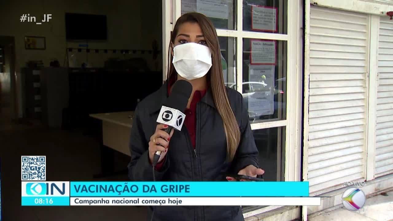 Vacinação contra a gripe: confira como será a campanha na Zona da Mata
