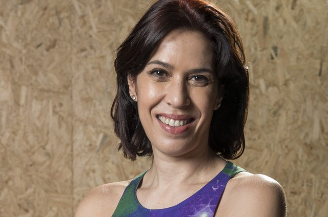 Maria Clara Gueiros (Foto: Estevam Avellar/TV Globo)