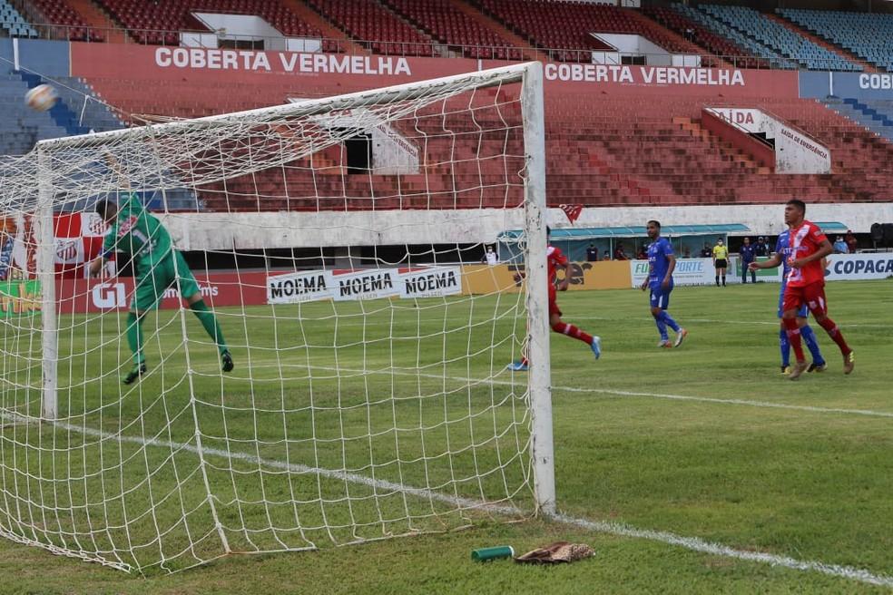 Estádio do Morenão, em Campo Grande (MS). — Foto: Franz Mendes/Foto